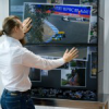 Digitale Wände mit Multitouch