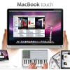süchtig nach Multitouch – Apple MacBook Touch