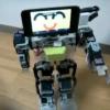 iBot Touch – humanoider Robot mit iPhone Kopf