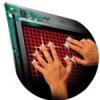 dreaMTouch – Multitouch mit bis zu 32 Fingern