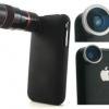 die wundersame Welt der iPhone Gadgets – magnetische Kameralinsen