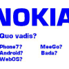 NOKIA Quo vadis? Auf welchen Zug springt Nokia bei SmartPhones auf?