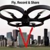 """AR Drone 2.0 – """"die Besucher"""" sollten sich warm anziehen"""