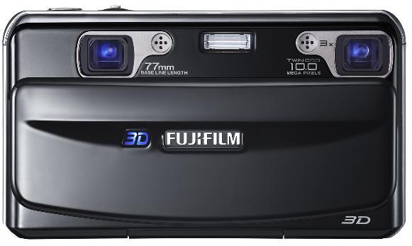 Foto: FinePix REAL 3D W1 von Fujifilm